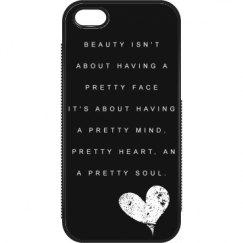 Pretty Soul iPhone 5 Case