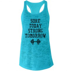 Strong Tomorrow Tank