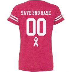Save Second Base Cancer
