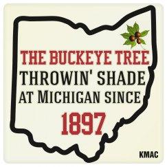 Buckeye throwing shade