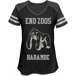 End Zoos/Harambe