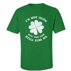 Not Irish But Kiss Me