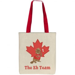 Eh Team Canadian Beaver