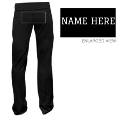 Custom Name Sweatpants