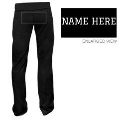 Custom Name Sweatpants