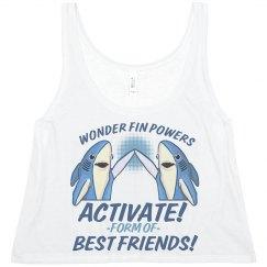 Wonder Fin Best Friends