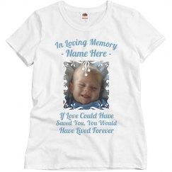 In Loving Memory Infant