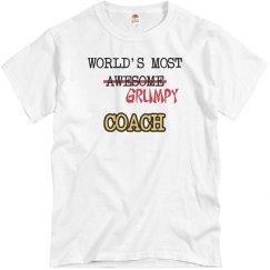 World's Most Grumpy