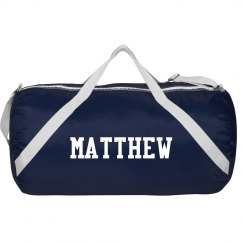Matthew sports bag