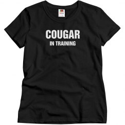 Cougar in Training