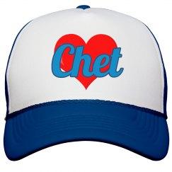 I love Chet