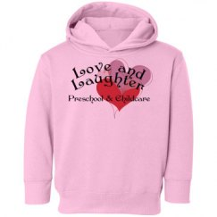 Pink toddler sweatshirt
