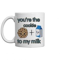 cookie+milk