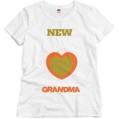 New Grandma Tee