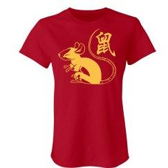 Rat Zodiac T-Shirt