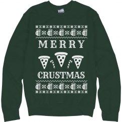 Merry Crustmas Pizza & Beer Green