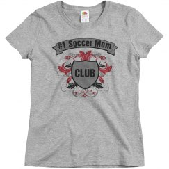 #1 soccer mom club