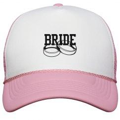 BRIDE'S HAT