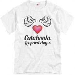 Catahoula Leopard dog
