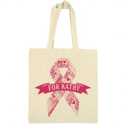 Breast Cancer Support Bag