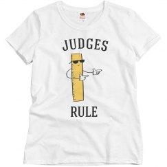 Judges rule