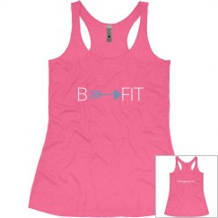 B Fit Tank-Summer Edition