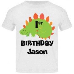 1st Birthday Dinosaur