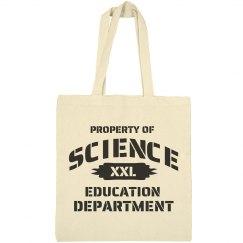 Science Dept.