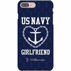 US Navy Girlfriend