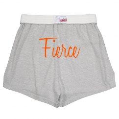 Fierce shorts