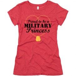 A Military Princess
