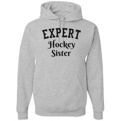 Expert hockey sister