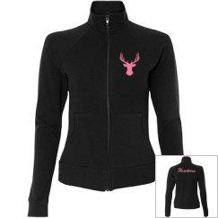 Buck Huntress Zip Up Jacket