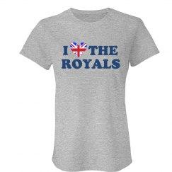 I Heart The Royals