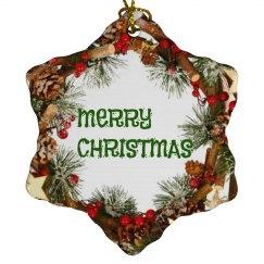 Merry Christmas Star