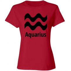 Aquarius Tee