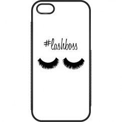 #lashboss iphone 5 & 5s case