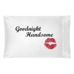 Goodnight Handome pillowC
