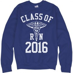 RN Nurse Class 2016