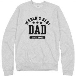 World's Best Dad 2010