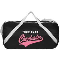 Cheerleader Slouchy Bag