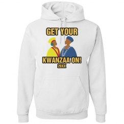 Kwanzaa On Celebration