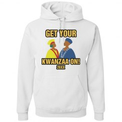 Kwanzaa On Celebration