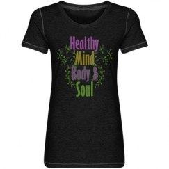Healthy Mind Body Soul