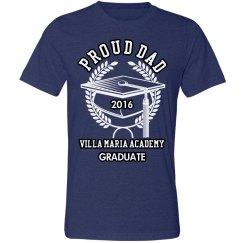 Proud Dad Graduate