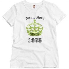 Born 1965