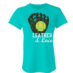 Leather & Lace Softball