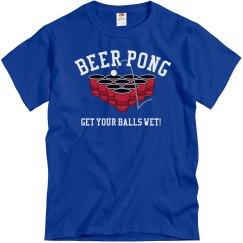 Beer Pong/Get Your Balls Wet!