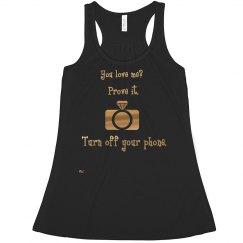 PRC'S Prove Your Love Tank