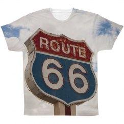 Route 66 Travel & Adventure Print
